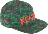 Kenzo Mini Me embroidered cap