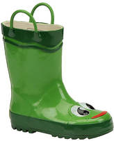 Western Chief Boys' Frog Rainboot (Toddler-Youth)