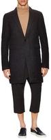 Rick Owens Virgin Wool Solid Jacket