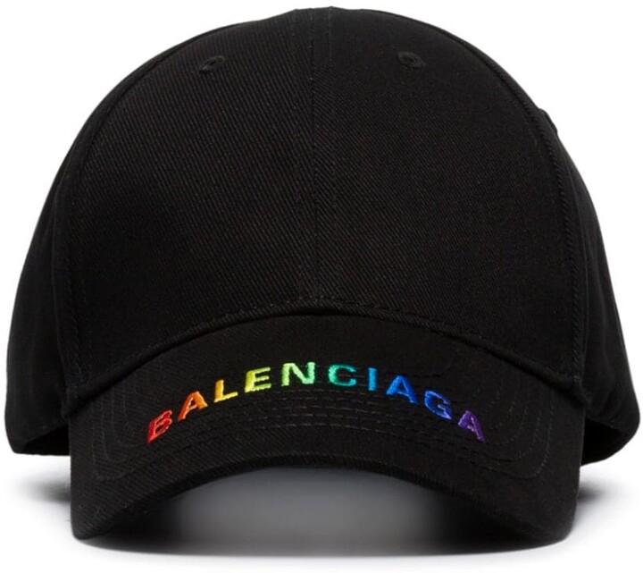 8388662f65e4 Balenciaga Black Hats For Men - ShopStyle UK