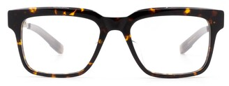 Dita Eyewear Rectangular Frame Glasses