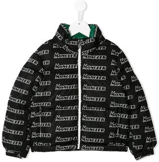 Moncler Enfant Logo Padded Jacket