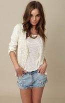 Parker Baby Spaced Sequin Jacket