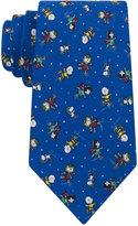 Peanuts Men's Skating Allover Tie