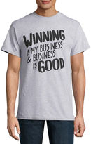 NOVELTY PROMOTIONAL Winning Is My Short-Sleeve Graphic T-Shirt