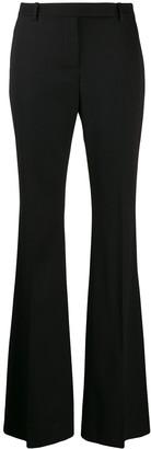 Alexander McQueen wide-leg tailored trousers
