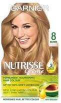 Garnier Nutrisse 8 Blonde Permanent Hair Dye