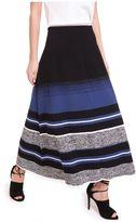 Sportmax Striped Detail Skirt