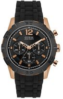 Guess W0864g2 Men`s Silicone Sports Watch