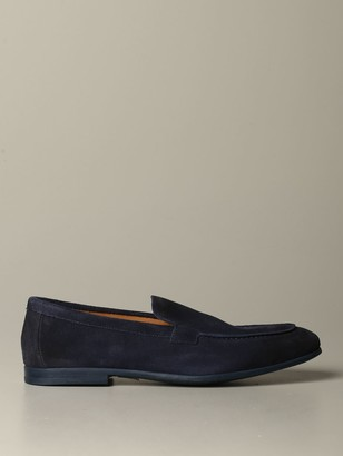 Doucal's Loafers In Suede
