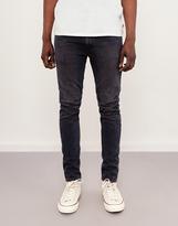 Levi's Red Tab 512 Slim Taper Jeans Five Striped Sparrow Blue