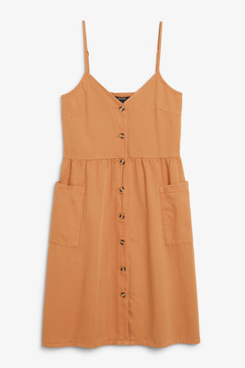Monki Denim dress
