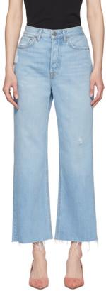GRLFRND Blue Bobbi Jeans
