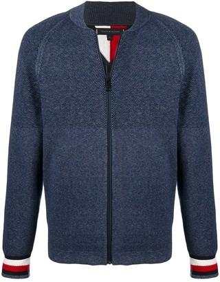 Tommy Hilfiger Zipped Sweatshirt
