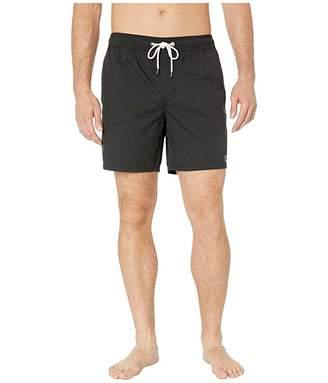 RVCA Gerrard Elastic Shorts 17