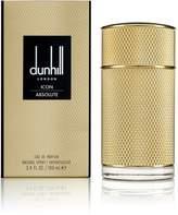 Mens Dunhill Icon Absolute Eau De Parfum 100ml