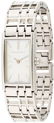 Burberry Pre-Owned pre-owned BU4601 ladies quartz 17mm