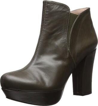 Pura Lopez Women's Platform Bootie