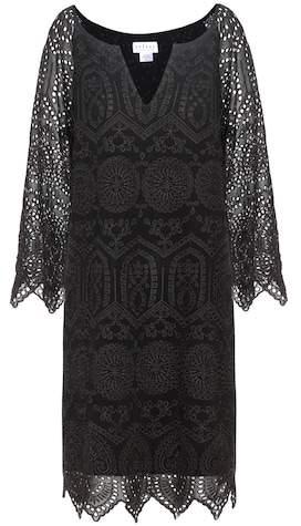 Velvet Cayla broderie anglaise dress