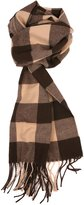 Love Lakeside-Men's Cashmere Feel Winter Plaid Scarf (One, )