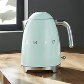 Crate & Barrel Smeg Pastel Green Retro Electric Kettle