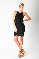 Nightcap Clothing Belize Dress in Black