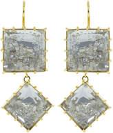 Renee Lewis Diamond Shake Drop Earrings