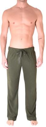 Cherokee Men's Polyester Plush Pajama Pants Sleepwear