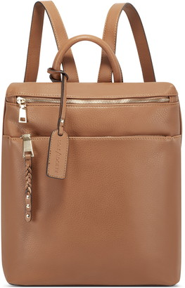 Sole Society Faux Leather Backpack