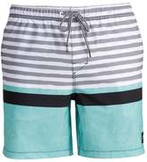 Rusty Nitrous Swimming Shorts Light Blue