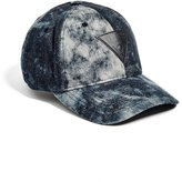 GUESS Bleached Logo Patch Hat