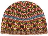 Pringle Fairisle jacquard beanie
