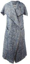 Forte Forte sleeveless woven coat