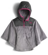 The North Face Girl's 'Oso' Fleece Hooded Poncho