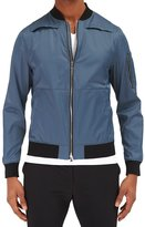 EFM Pilot Water Repellent Bomber Jacket - Blue Steel