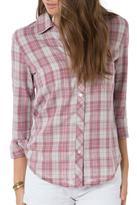 O'Neill Birdie Plaid Shirt
