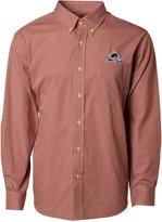 Antigua Men's Long-Sleeve Colorado Avalanche Focus Shirt