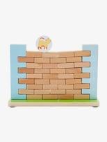 Vertbaudet Wooden Build a Wall Game