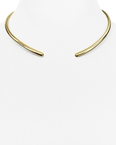 Nadri Hinge Open Collar Necklace