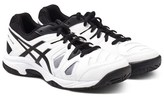 Asics White Gel Game 5 Trainers