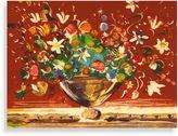"Andrea Fono ""Botanical Rust"" Canvas Print"