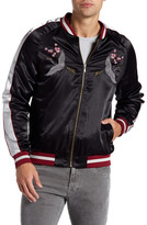 Standard Issue Souvenir Embroidered Bomber Jacket