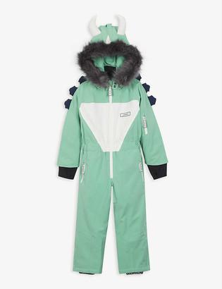Dinoski Spike dinosaur ski suit 2-7 years