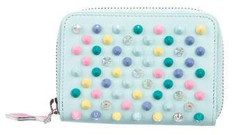 Christian Louboutin Studded Leather Wallet