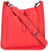 Rebecca Minkoff pocket shoulder bag - women - Leather - One Size