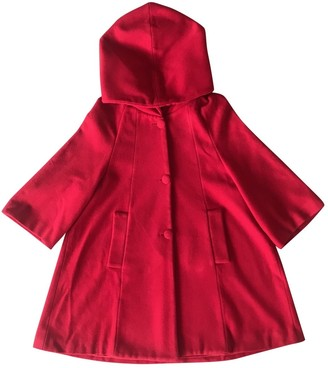 VIVETTA \N Red Wool Coats