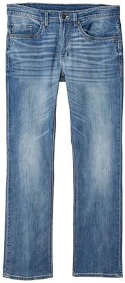 Buffalo David Bitton Six-X Basic Denim (Medium Faded) Men's Jeans
