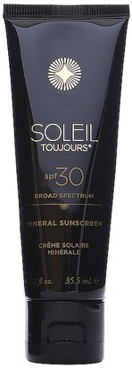 Soleil Toujours Travel 100% Mineral Sunscreen SPF 30