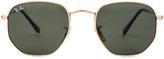 Ray-Ban Hexagon Sunglasses