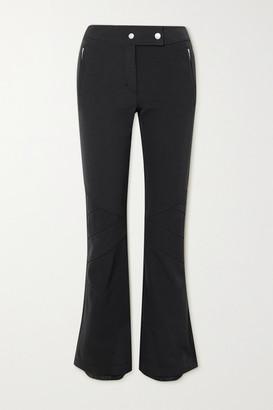 Toni Sailer Sestriere Flared Ski Pants - Black